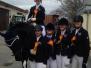 1. Platz Mannschafts-Reiterwettbewerb 2015